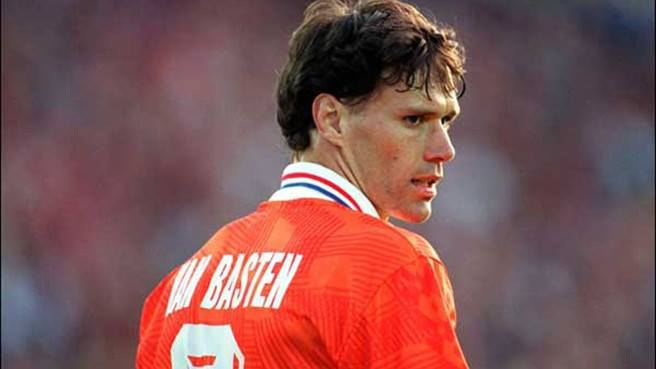 Marco Van Basten – Why Stress Made Me Quit