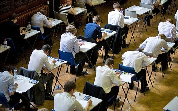 Why Has There Been a 200% Increase in Young People Seeking Help for Exam Stress?